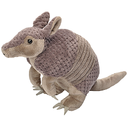 Armadillo Cuddlekins Stuffed Animal by Wild Republic