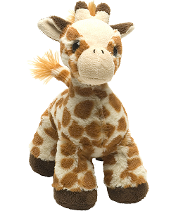 Giraffe Hug'ems Stuffed Animal by Wild Republic