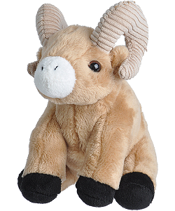 Bighorn Sheep Lil' Cuddlekins Stuffed Animal by Wild Republic