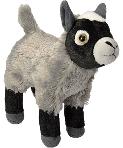 Goat Mini Cuddlekins Stuffed Animal by Wild Republic
