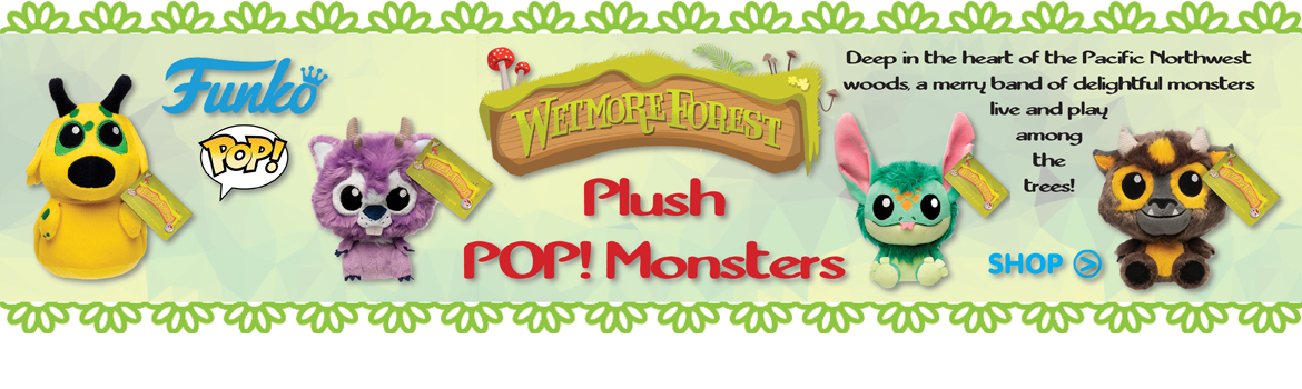 Wetmore Forest by Funko