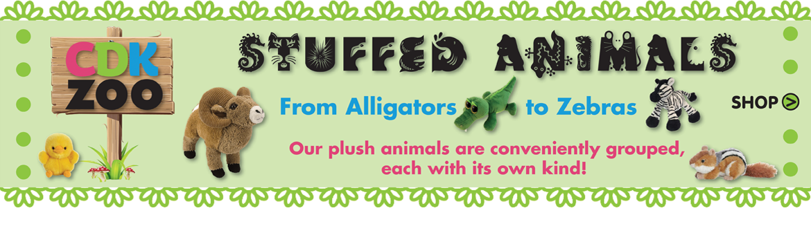 Stuffed Animals (Species)