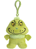 The Grinch Dr. Seuss Plush Clip-On Stuffed Animal by Aurora