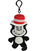The Cat in the Hat Dr. Seuss Plush Clip-On Stuffed Animal by Aurora