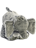 Elate Elephant Funny Bones Stuffed Animal by Aurora World (Bowing)