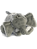 Elate Elephant Funny Bones Stuffed Animal by Aurora World (Cattywampus)