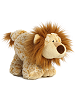 Laugh Lion Funny Bones Stuffed Animal by Aurora World (Standing)