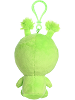 Twitch Alien Galactic Cuties Plush Clip-On (Back)