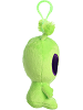 Twitch Alien Galactic Cuties Plush Clip-On (Side)
