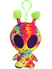 Supernova Alien Galactic Cuties Plush Clip-On by Aurora World