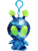 Nebula Alien Galactic Cuties Plush Clip-On by Aurora World