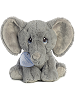 Tuk Elephant Precious Moments Plush Animal by Aurora