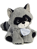 Rascal Raccoon Precious Moments Stuffed Animal (Rotated View)