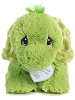 Zippy Turtle Precious Moments Stuffed Animal (Front View)