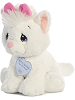 Kitty Kitten Precious Moments Stuffed Animal (Rotated View)
