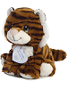Taj Tiger Precious Moments Stuffed Animal (Rotated View)