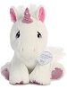 Sparkle Unicorn Precious Moments Stuffed Animal (Front View)