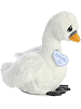 Gracie Swan Precious Moments Stuffed Animal (Side View)
