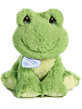 Ribbit Frog Precious Moments Plush Animal by Aurora