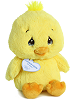 Chickie Chick Precious Moments Stuffed Animal (Rotated View)