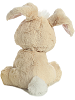 Floppy Bunny (Tan) Precious Moments Stuffed Animal (Back View)