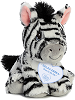 Zelda Zebra Precious Moments Plush Animal by Aurora