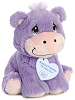 Harley Hippo Precious Moments Stuffed Animal (Rotated View)