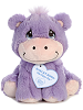 Harley Hippo Precious Moments Plush Animal by Aurora