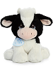 Hezzy Cow Precious Moments Plush Animal by Aurora
