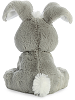 Floppy Bunny (Grey) Precious Moments Stuffed Animal (Back)