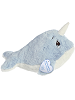 Nico Narwhal Precious Moments Stuffed Animal (Side)
