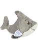 Fin Shark Precious Moments Stuffed Animal (Side)