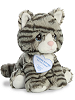 Cinder Kitten Precious Moments Stuffed Animal (Rotated)
