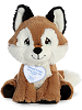 Smarty Fox Precious Moments Plush Animal by Aurora