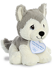 Malakai Wolf Precious Moments Stuffed Animal (Rotated)
