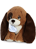Hunter Hound Dog Precious Moments Stuffed Animal (Rotated Left)