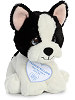 Frenchy Bulldog Precious Moments Stuffed Animal (Rotated)