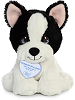 Frenchy Bulldog Precious Moments Plush Animal by Aurora