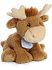 Monty Moose Precious Moments Stuffed Animal (Rotated)