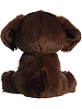 Cocoa Chocolate Lab Precious Moments Stuffed Animal (Back)
