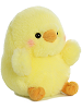 Chickadee Chick Rolly Pets Stuffed Animal by Aurora World (Rotated)