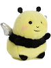 Bee Happy Bumblebee Rolly Pets Stuffed Animal by Aurora World (Rotated)