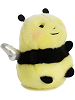 Bee Happy Bumblebee Rolly Pets Stuffed Animal by Aurora World (Rolled)
