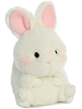 Bunbun Bunny Rolly Pets Stuffed Animal by Aurora World (Rotated)