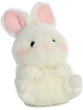 Bunbun Bunny Rolly Pets Stuffed Animal by Aurora World (Rolled)