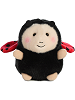 Lively Ladybug Rolly Pets Stuffed Animal by Aurora World (Front)