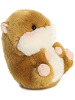 Frolic Hamster Rolly Pets Stuffed Animal by Aurora World (Right Rolled View)