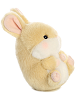 Lively Bunny Rolly Pets Stuffed Animal by Aurora World (Right Rolled View)