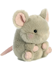 Frisk Mouse Rolly Pets Stuffed Animal by Aurora World (Rotated Right)