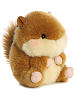 Romper Chipmunk Rolly Pets Stuffed Animal by Aurora World (Rotated Slightly Right)